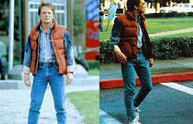 marty mcfly costume steve and doug butabi a at the roxbury the most iconic