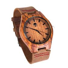 amazon com men u0027s wood watch natural bamboo and sandalwood with