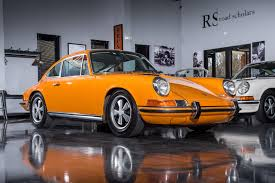 porsche 911 orange 1970 porsche 911t signal orange exceptional road scholars