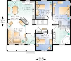 blueprints for ranch style homes ranch style bungalow house plans home deco plans