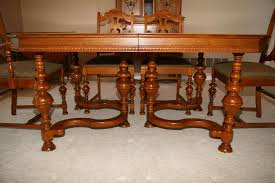 antique dining room table chairs west saint paul antiques