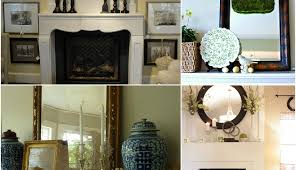 unforeseen fireplace mantel decorating ideas candles tags