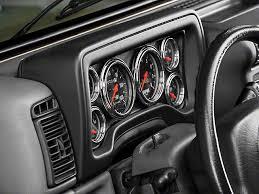 jeep wrangler custom dashboard auto meter wrangler direct fit dash gauge panel 5381 97 06 wrangler