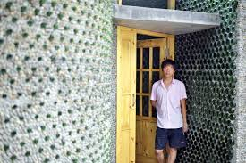 Architect In Chinese Aspiring Chinese Architect Li Rongjun Built His Office Out Of