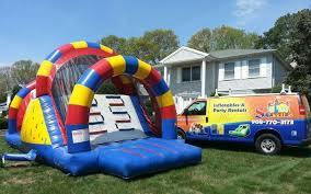 party rental companies supreme inflatables and party rentals rentals in central nj