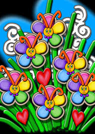 Smiley Flowers - jelly u0027s smile cards official e catalog shops reps send a