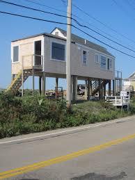small beach house on stilts beach house on stilts hull ma tiny houses pinterest beach