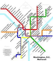 Map Of Los Angeles Metropolitan Area by Landofrye Profiles In Transit Washington D C Vs Los Angeles