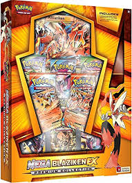 amazon black friday deals for pokemon packs pokemon tcg mega blaziken ex evolution premium collection box