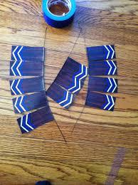 halloween duct tape richela fabian morgan craftyrichela day 2 of 30 days of