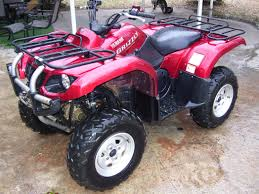 Yamaha Grizzly Brief About Model
