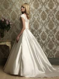 simple wedding dress with lace sleeves ipunya