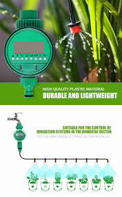 Self Watering 26m Diy Micro Drip Irrigation System Plant Automatic Self Watering