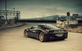 golden ferrari 458 photo collection ferrari 458 wallpapers hd