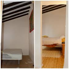 spanish house before and after pics plus notes on settling in to master bedroom