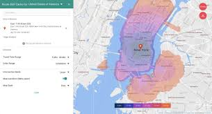 Map Radius Tool Openstreetmap Creating Drive Time Polygons Using Open Source