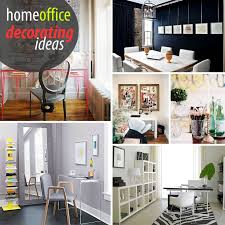 Best Home Office Decor Ideas Images On Pinterest Office Ideas - Home office decorating