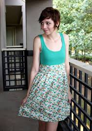 how to make an easy dress for cheap 8 steps with pictures