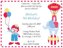 birthday party invitations birthday party invitations for kids free invitations ideas