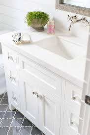 White Bathroom Vanity Ideas Best 25 Bathroom Countertops Ideas On Pinterest White Bathroom