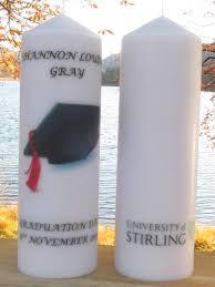 graduation candles gallery glenfinnan candles