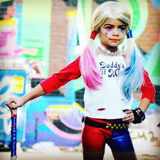 Halloween Harley Quinn Costume Image Result Kids Harley Quinn Costume Halloween Costumes