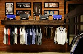 Home Design Store Jakarta fred perry indonesia presents the new look of authentic store at