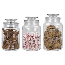 glass kitchen canisters glass kitchen canisters jars