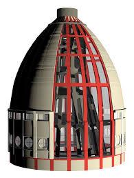 cupola novara studio comportamento statico della cupola di s gaudenzio a
