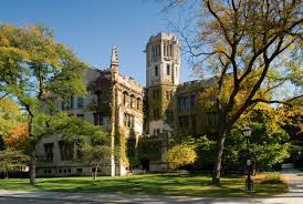 University Of Chicago Map by The University Of Chicago A Campus Guide