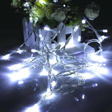 battery powered string of lights battery operated outdoor party