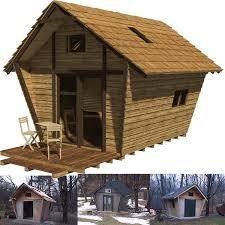 country cabin plans pentagon cabin plans