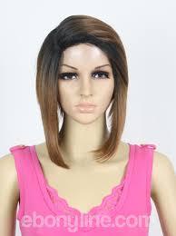 wigs by porsha brown sugar human hair mix signature part full wig bss101 porsha