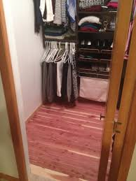 cedarsafe aromatic eastern red cedar closet liner tongue and