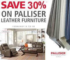palliser furniture sale stoney creek serving toronto leather event february off palliser furniture