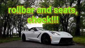 corvette stingray interior performance mods and upgrades c7 corvette stingray interior youtube