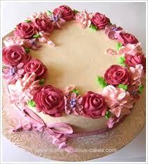 birthday flower cake make a flower birthday cake