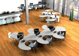 open office floor plan the pros and cons of an open plan office omniraxomnirax