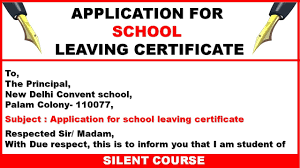 How To Write An Application by How To Write An Application To The Principal For Leaving