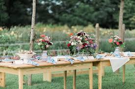 nenc wedding pro u0027s summer soirée at yeopim flowers farm raleigh