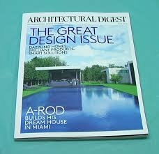 new york yankee baseball alex rodriguez architectural digest