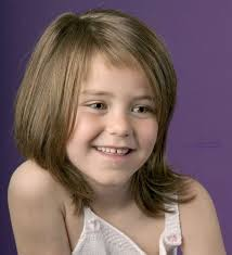 shoulderlength hairstyles could they be put in a ponytail nice little girl medium length haircuts with bangs medium