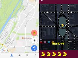 Maps Goole Google Maps Pac Man Aprilscherz Stößt Auf Wenig Gegenliebe Zdnet De