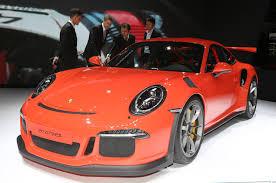 porsche 911 gt3 rs 2016 porsche 911 gt3 rs debuts in geneva starts at 176 895