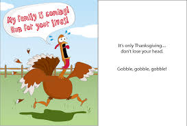 thanksgiving cards silly thanksgiving blessings