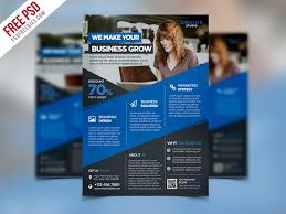 50 business corporate flyer psd templates with attractive
