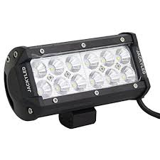 Led Work Light Bar by Flood Beam Jackyled 7inch 36w 4000 Lumen Cree Led Work Light Bar