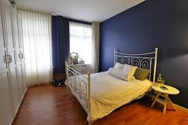 bedroom classy relaxing colors for with dark blue wall including
