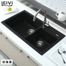 quartz stone kitchen sink befon for