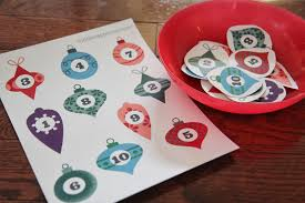 toddler approved ornament number matching free printable